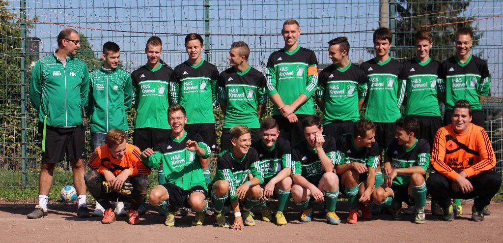Mannschaftsbild Kreisliga